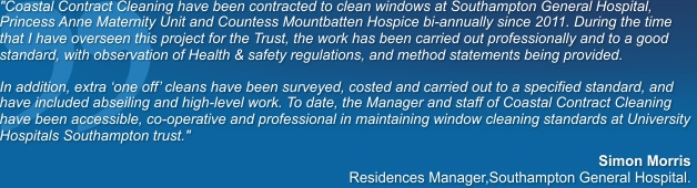 Coastal Contract Cleaning Ltd