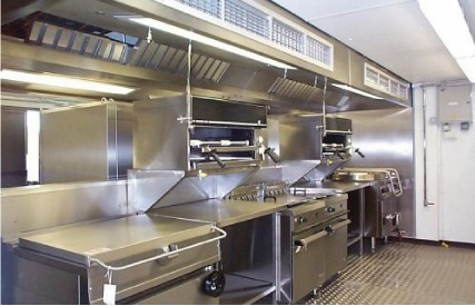 Industrial Kitchen Cleaning Bournemouth