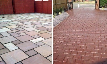 Block Paving & Patio Pressure Washing Services Bournemouth